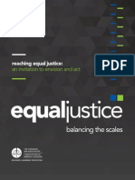 CBA's Equal Justice Report Summary