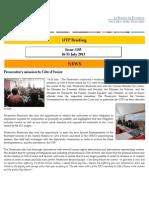 OTP Briefing 16-31 July 2013