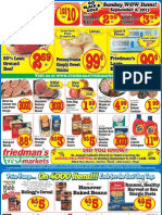Friedman's Freshmarkets - September 5-11, 2013