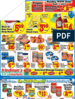 Friedman's Freshmarkets - Weekly Ad - Aug 29 - Sep 4, 2013