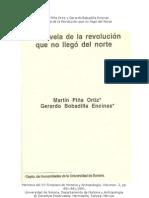 Gerardo Bobadilla- La Novela de La Revolucin