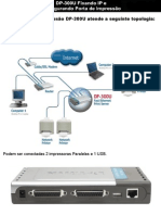 Manual Configuracao DP300U