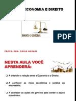AULA 2 - Economia e Direito 2013