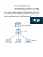 Qu+® es una base de datos