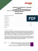 Informe Final Auditoría Técnica Concesionaria de Agua Potable de AGS Completo