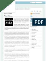 Sabedoria ATEA_ Caos & Regresso