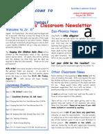 Week 1-Newsletter.doc