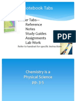 Modern Chemistry Chapter 1 PowerPoint
