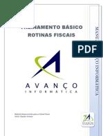 Treinamento Basico Rotinas Fiscais