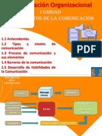 I Unidad C.O. ADC-1010