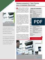 guia técnica para el Instalador Electricista Siemens