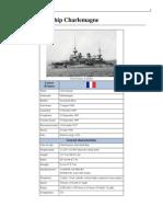 French Battleship Charlemagne