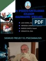 EL PSICOANALISIS SEGÚN SIGMUN FREUD