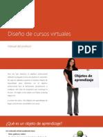 Diseño de cursos virtuales