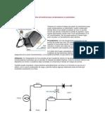 Dispositivo de medición para condensadores no polarizados