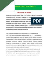 ATENDIMENTO BANCARIO 2 de 3 Decreto  n.º  5.29604.  2 Marketing  em  empresas  de