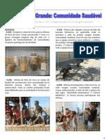 Informativo Vargem Grande Comunidade Saudável - Ano 1 - nº 5