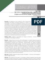 Cziko, Psychology - Unknown - Una Propuesta de Modelo de Aprendizaje de Lenguas Extranjeras y Su Aplicación a Los Estudiantes de Lengua