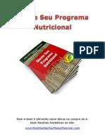 Monte Seu Plano Nutricional