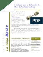 La Guia MetAs 09 08 Metodo Indirecto Shunt
