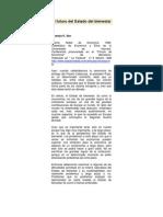 Amartya K_ Sen-El Futuro Del Estado Del Bienestar