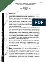 SENTENCIA CAS. LAB. Nº 3939 - 2011 - TACNA.- despido por utilizar el email dirigente sindical Fundado