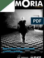 Revista Memoria Final 10 Pm Interactivo