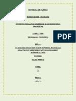 Tema1-Tecnologia Educativa de Los Soportes , Materiales Didacticos y Medios Educativos Auxiliares y Autodidacticos 5