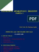 Curs 4 - Patologia Tr. GI Partea I
