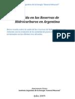 Reservas Argentina