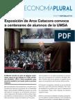 Boletín Economía Plural N° 50