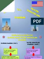 British Vrs American English2