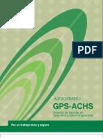 Autocuidado - Manual Autocuidado I ACHS