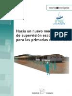 Hacia Un Nuevo Modeo de Supervision Esclar Para Las Primarias Mexicanas