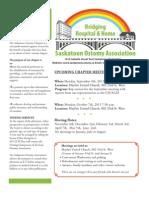 SOA Newsletter Aug 2013