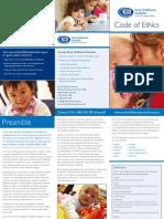Code of Ethics Brochure Screenweb 2010