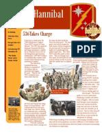 TF Hannibal Newsletter-AUG2013