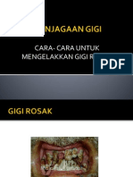 Penjagaan Gigi