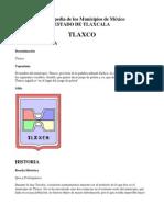 Estudio Socio Economico Tlaxco