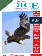 The Senior Voice - February 2008
