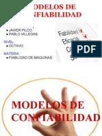 Modelos de Fiabilidad