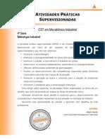 ATPS Metrologia Industrial