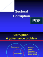 Session Vi_discussion on Sectoral Corruption