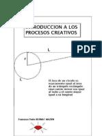 Introducción a los procesos creativos (2ª version)