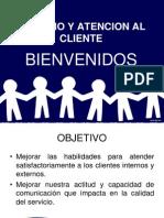 Presentacion Servicio Al Cliente