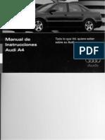 Manual Utilizare AUDI A4 B5 in lb romana