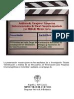 Presentacion Daniel Ruiz