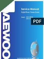 Daewoo Dhc-xd350 Dhc-xd300_350 Audio
