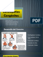 Seminario Cardiopatía Congenita2013