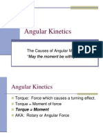 Angular Kinetics